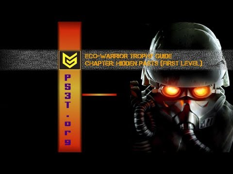 Killzone Trilogy HD ~ Eco-Warrior Trophy Guide