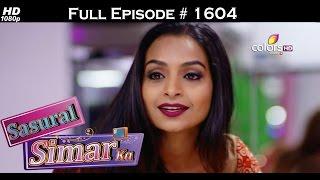 Sasural Simar Ka - 7th September 2016 - ससुराल सिमर का - Full Episode