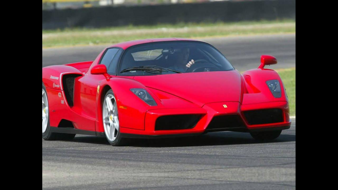 Ferrari Enzo 2002 - YouTube