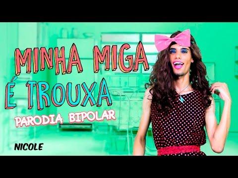 MINHA AMIGA É TROUXA | Anitta - Essa mina é louca (PARÓDIA)