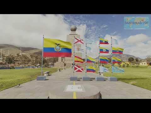 Himno y banderas de Ecuador | Ecuador flags and anthem