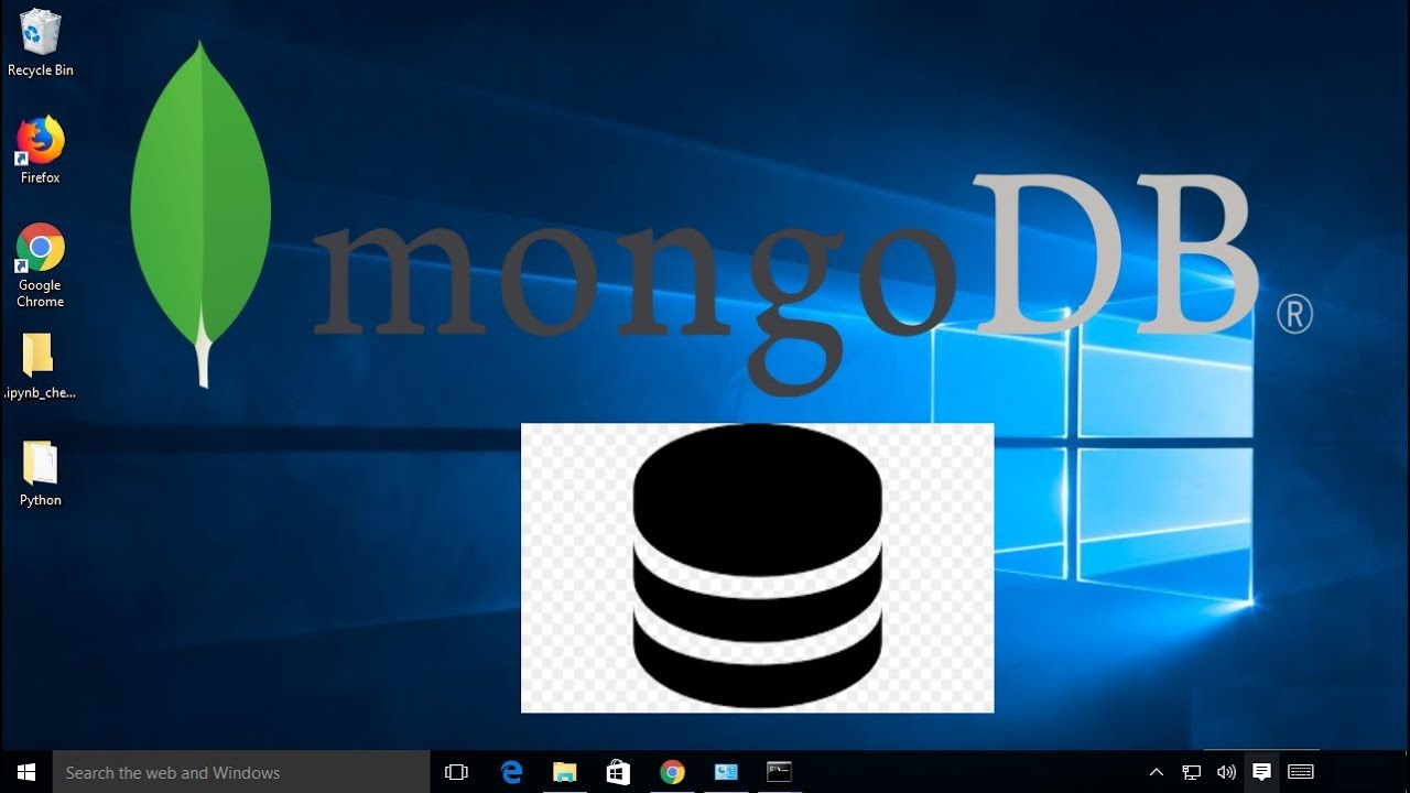 How to Install MongoDB on Windows 10