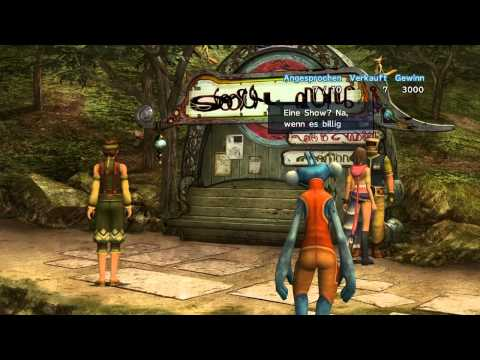 Final Fantasy X-2 HD #036 - Alles für Tobli! [German/Deutsch Lets Play]