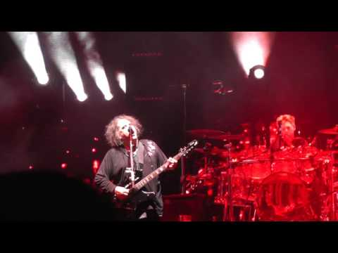The Cure - M - live Budapest 27.10.2016