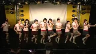 私立恵比寿中学LIVE at 渋谷タワレコ2011-7-17。音質悪いです。「エビ中...