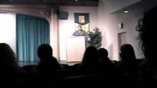 Doug Hutchison talk part 1