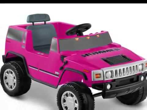 Hummer H2 Battery Operated 6v Ride On Car For Kids Youtube