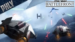 HOW TO WIN AS THE REBELS! Star Wars Battlefront GAMEPLAY!