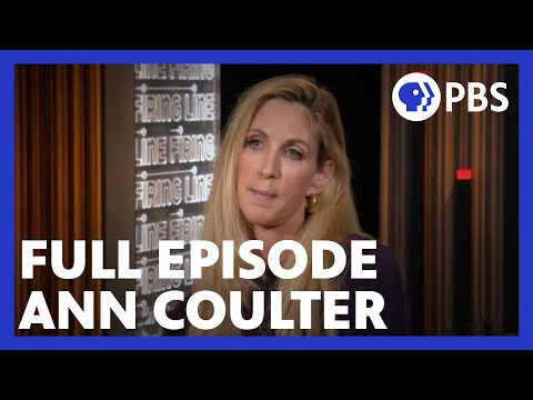 Ann Coulter | Full Episode 4.19.19 | Firing Line with Margaret Hoover | PBS