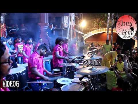 sonu-monu-beats-ply-bhau-mana-samrat-song-on-at-chinchpokalicha-chintamani-2019