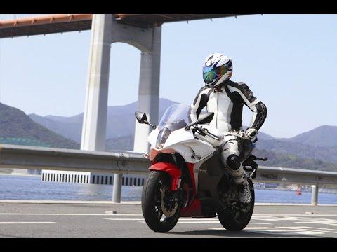 2015 Hyosung Gt250r Sport Bikes Youtube