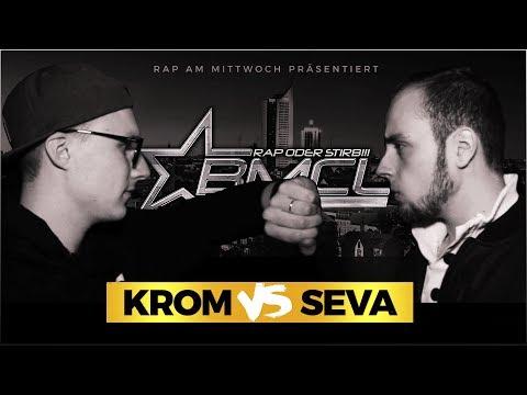 BMCL RAP BATTLE: KROM VS SEVA (BATTLEMANIA CHAMPIONSLEAGUE)