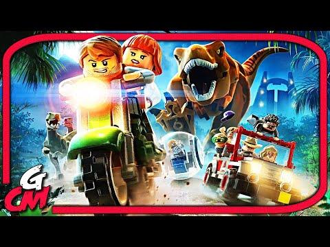LEGO JURASSIC WORLD - FILM COMPLETO ITA Game Movie