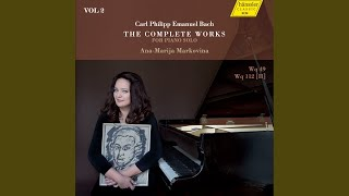 "Keyboard Sonata in E Minor, Wq. 49/3, H. 33, ""Wurttemberg Sonata No. 3"": I. Allegro"