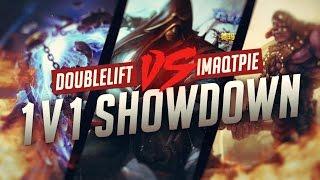 Doublelift 1v1 SHOWDOWN VS IMAQTPIE