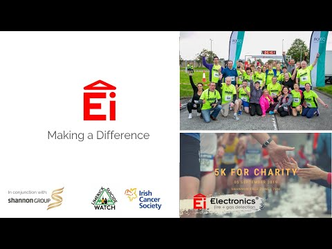 Shannon Group Charity 5K 2019
