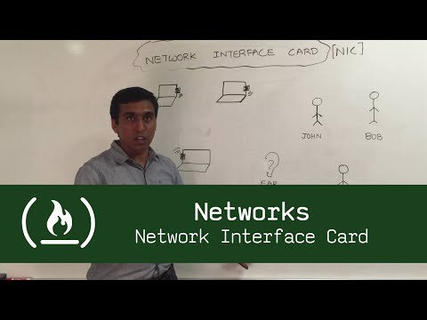 Networks: Network Interface Card