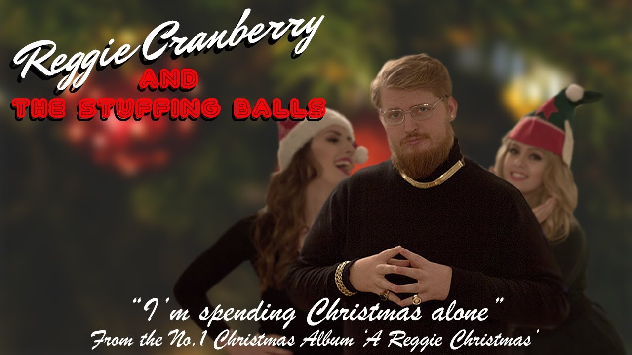 im spending christmas alone reggie cranberry and the stuffing balls
