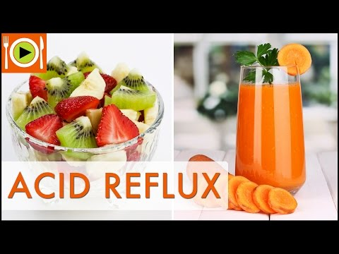 Acid Reflux Diet | Alkaline Foods & Healthy Recipes
