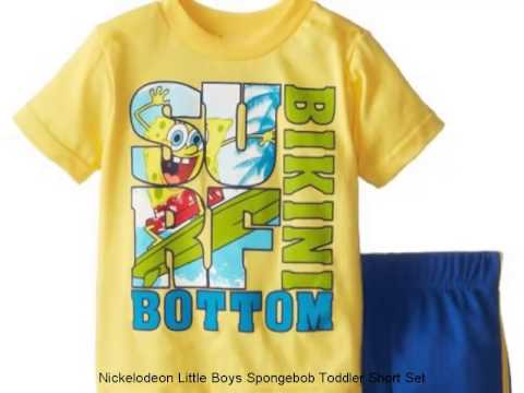 best and cheap spongebob clothes for toddlers youtube