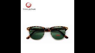 Мужские и женские солнцезащитные очки g15 брендовые для чтения с линзами модные из нержавеющей