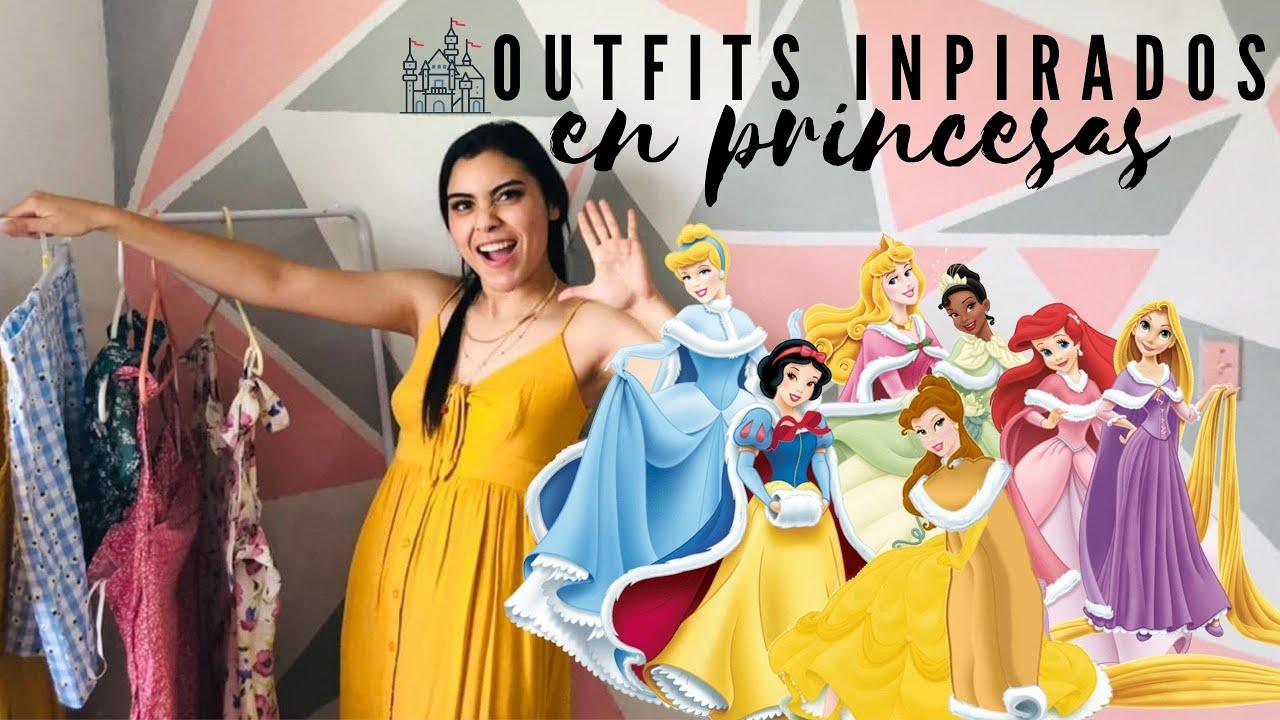Download OUTFITS INSPIRADOS EN PRINCESAS DE DISNEY