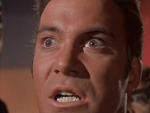 Star Trek Meditation: Rage #2 (The Enterprise Incident)