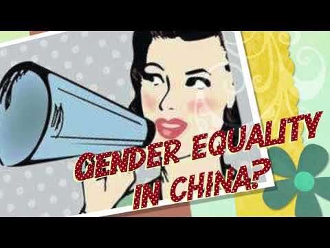 The Spark   Gender equality in China