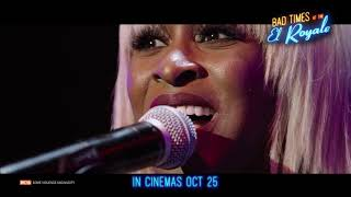 BAD TIMES AT THE EL ROYALE - CYNTHIA ERIVO special performance
