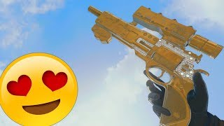 The MOST POWERFUL PISTOL EVER.. BO4 MOZU