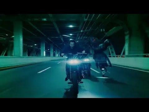Джон Уик 3 John Wick: Chapter 3 - Parabellum \ Погоня на мотоциклах