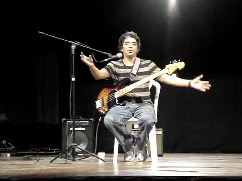 Arthur Maia - Workshop em Aracaju (Part I)