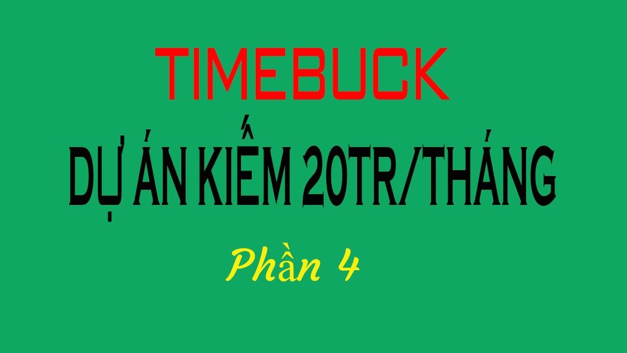 12 cách kiếm tiền từ timebuck   Timebucks Tiktok