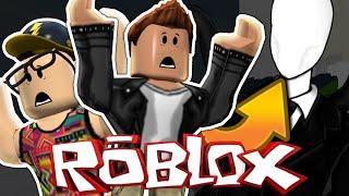 Roblox | SLENDERMAN KILLS MY FRIEND!! (Stop it, Slender! 2)