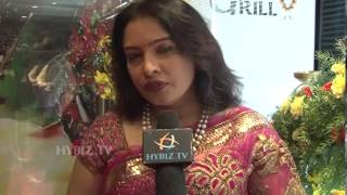 Thugs of Grill helps follow our diet says Radhika Reddy