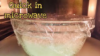 How To Cook Rice in Microwave| COOKING RICE IN MICROWAVE