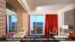 Отель Eden Roc на Родосе Греция(Уютный 4-звездочный отель на острове Родос. Собственный пляж и великолепная курортная зона в Греции. По..., 2011-06-07T16:44:20.000Z)