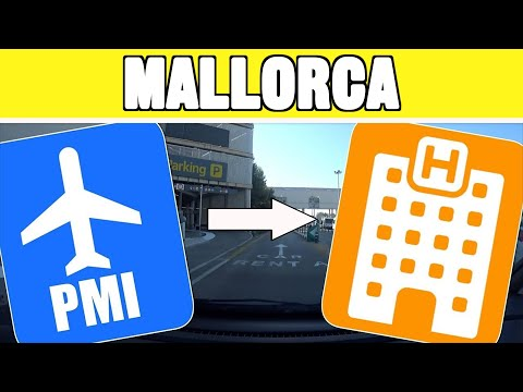 Majorca airport to your hotel: Taxi, bus, shuttle or rental car?