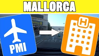 Mallorca airport to your hotel: Taxi, bus, shuttle or rental car?