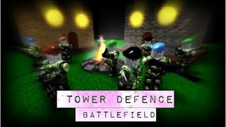 TB: Battlefront : Reborn | Tower Defence : Battlefield [ROBLOX] (game link in description)