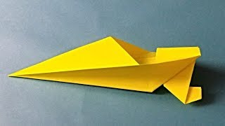 How to make a boat made of paper. Speed boat made of paper. Origami boat