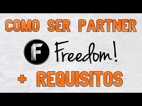 Ser Partner De Freedom! La Mejor Network Para Empezar En Youtube