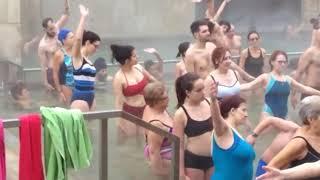 Yoga termal en As Burgas