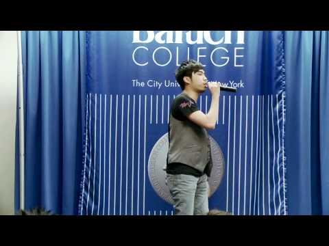 Baruch Hong Kong Club Singing Contest 2010 Part 4 ...