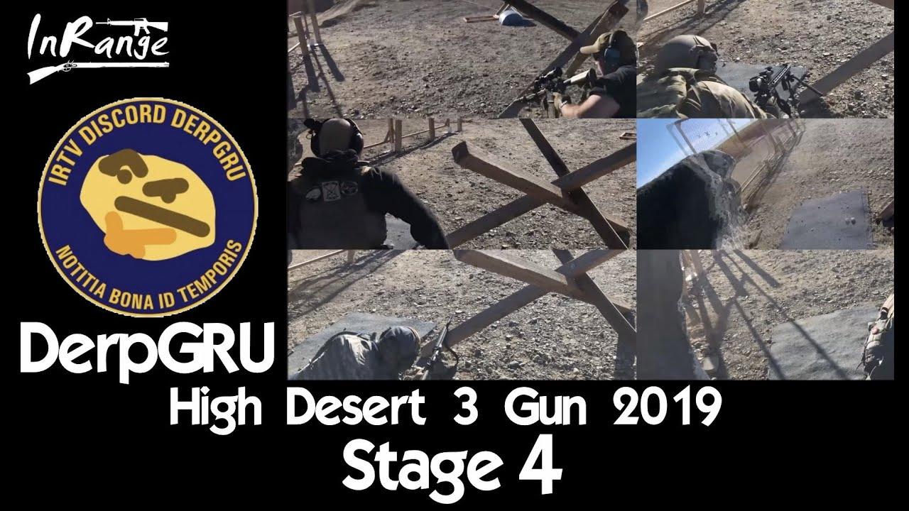 DerpGRU - High Desert 3 Gun - Stage 4