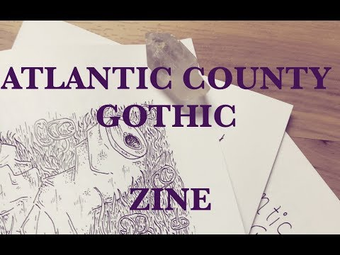 🌱ATLANTIC COUNTY GOTHIC🌱 Promotional Video
