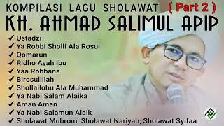 Download lagu Kompilasi Lagu SHOLAWAT KH Ahmad SALIMUL APIP slow version MP3