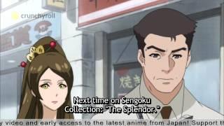 Sengoku Collection (Parallel World Samurai) 22 Official Preview Simulcast