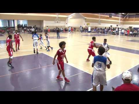GCE (Georgia) vs. RM5 (#1 Ranked - Texas) (6th Grade)- 6/10/17 - D1Spect Southern Spotlight