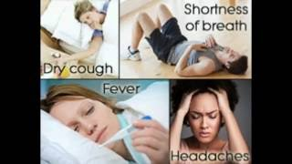 Lung Infection Symptoms